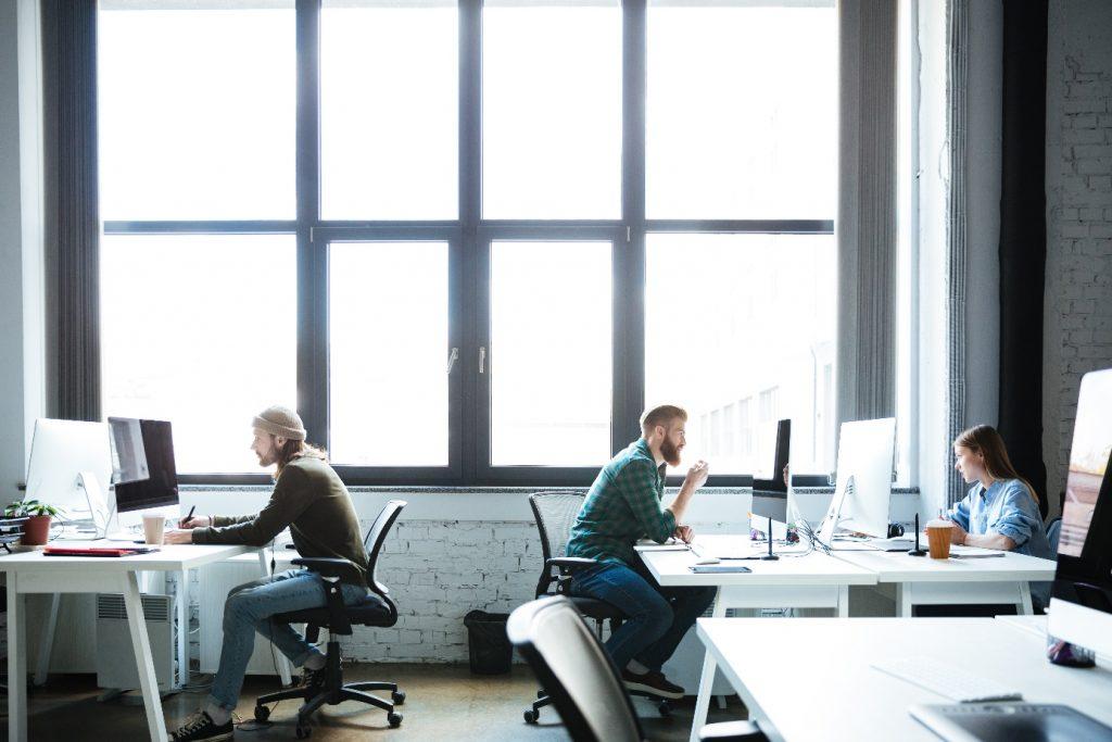 Coworking et gestion du bureau